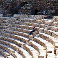 Бейт шеан амфитеатр света :: Александр Деревяшкин