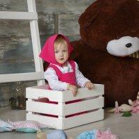 Маша и медведь :: Анна Толмачева