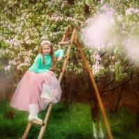 Девочка весна :: Марина Зотова