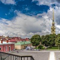 Двор Нарышкина бастиона :: Valeriy Piterskiy