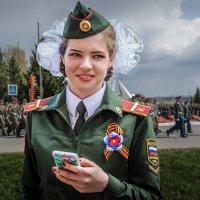 На парад :: Виктор Ковчин
