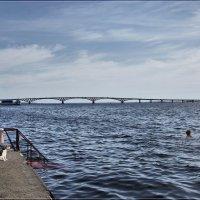 Ну ты там далеко не заплывай а то я плавать то ещё не умею... :: Anatol Livtsov