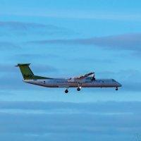 Bombardier Dash 8 Q400 :: Ася Зайцева