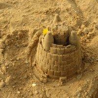 Замок на песке :: Андрей Лукьянов