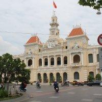 Сайгон ратуша :: maikl falkon