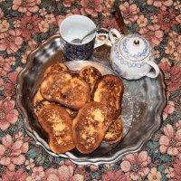 Гренки к чаю! :: Валерий Подорожный