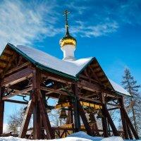 Звонница Белой горы :: Алексей Пономарчук