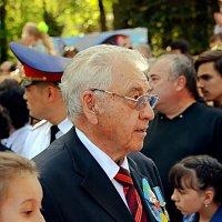С внучкой :: Асылбек Айманов
