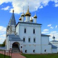 монастырь в Гороховце :: Татьяна Ковалькова