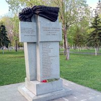 Памятник :: Александр Алексеев