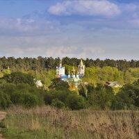 Солочинский женский монастырь (Рязанская область) :: Игорь Баринов