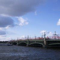 У Троицкого моста :: Aнна Зарубина