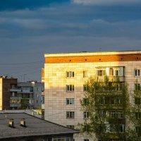 прощальный луч :: Дмитрий Брошко
