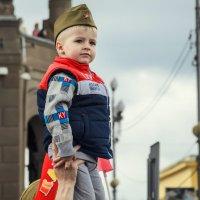 Правнуки Великой Победы. :: Анатолий Щербак