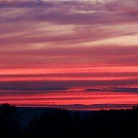 Когда приходит закат :: Александра Антонова