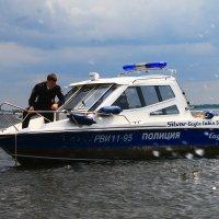 речной патруль :: Павел Чернов