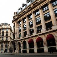 Архитектура Парижа. :: Марианна Привроцкая