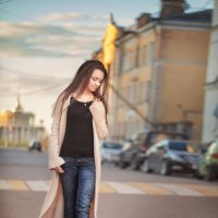 Городская прогулка :: Roman Sergeev
