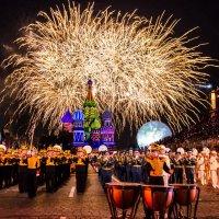 Фестиваль Спасская башня :: Наталия