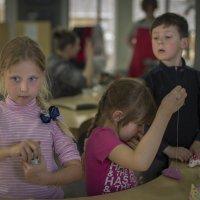 уроки шитья :: Наталья Ерёменко