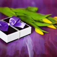 Тюльпаны :: Марина Киреева