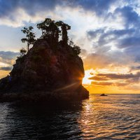 Рассвет в Индийском океане :: Olga Lakeeva