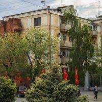 Дом Павлова. :: Анатолий Щербак
