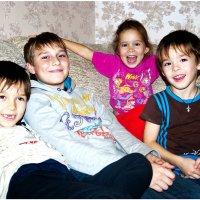 Мои Детки... :: Дмитрий Петренко