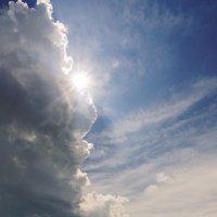 Солнце и облако :: Богдан Кириллов