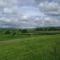 Ланкашир, северо-западная Англия :: Марина Домосилецкая