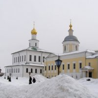 Староголутвинский мужской монастырь :: Анна Воробьева