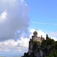 Крепость в Сан-Марино :: Ольга