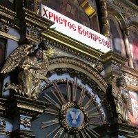 Фрагмент иконостаса. :: Sergey Serebrykov