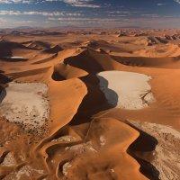 Полет над пустыней Намиб :: Alex Mimo