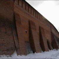 Стена кремля :: Анна Воробьева