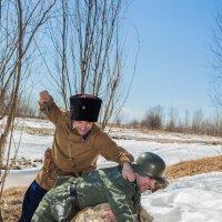 Рукопашный бой :: Лев Кирьянов
