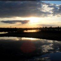 облака в воде... :: victor leinonen