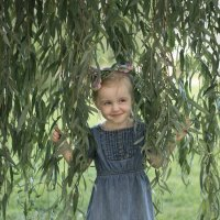 Маленькая девочка :: Юлия Фалей