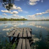 Голубая мечта рыбака :: Александр Бойко