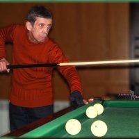 Играем в бильярд. :: Anatol Livtsov