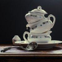 Чашки-плошки :: Татьяна Карачкова