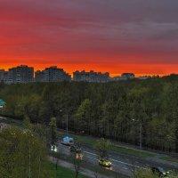 Вечерний город... :: Ирина Шарапова