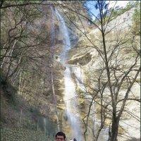 У водопада Учан-Су :: Ирина Лушагина