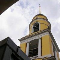 Колокольня церкви Большое вознесение :: Анна Воробьева