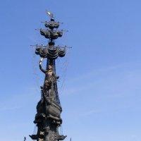 памятник Петру I :: Анна Воробьева