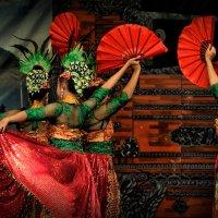Танец. Индонезия. :: Dan Berli