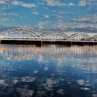 Рижский железнодорожный мост :: Swetlana V