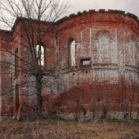 Древние стены... :: марк