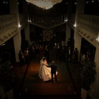 танец мужа и жены :: Батик Табуев