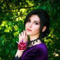 Прекрасная Евгения :: Любовь Береснева